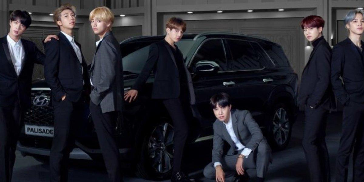 Grupo BTS é nomeado como embaixador global de montadora sul-coreana
