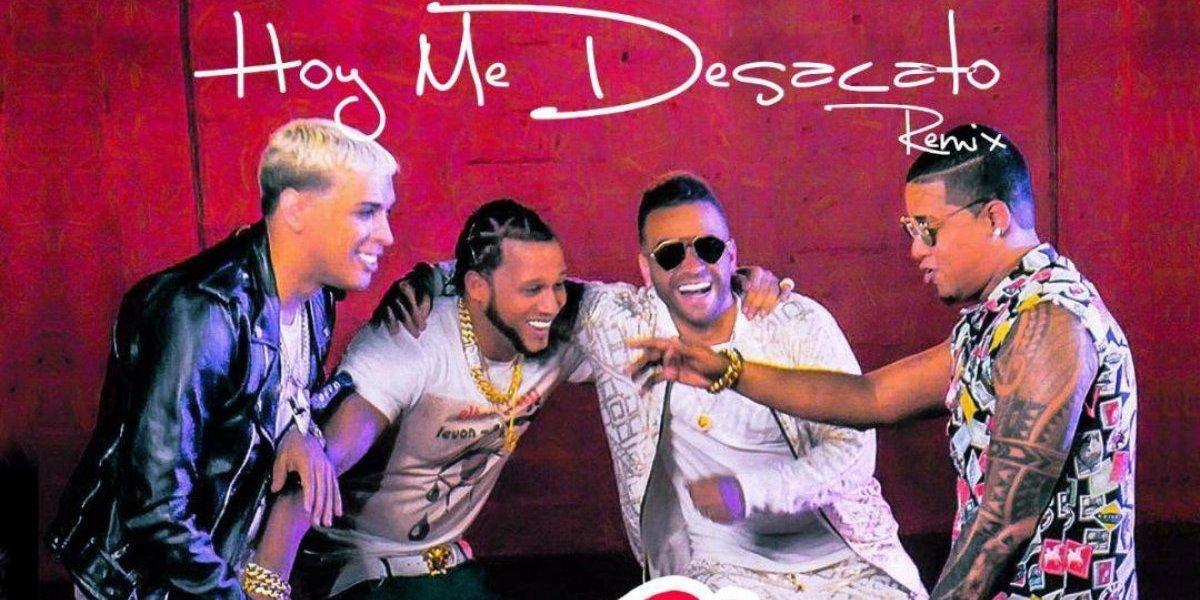 Bulova promueve remix junto a Nacho, Noriel y El Alfa