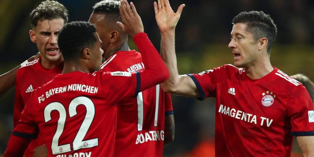 Bayern Múnich, a asegurar su paso a octavos ante Benfica