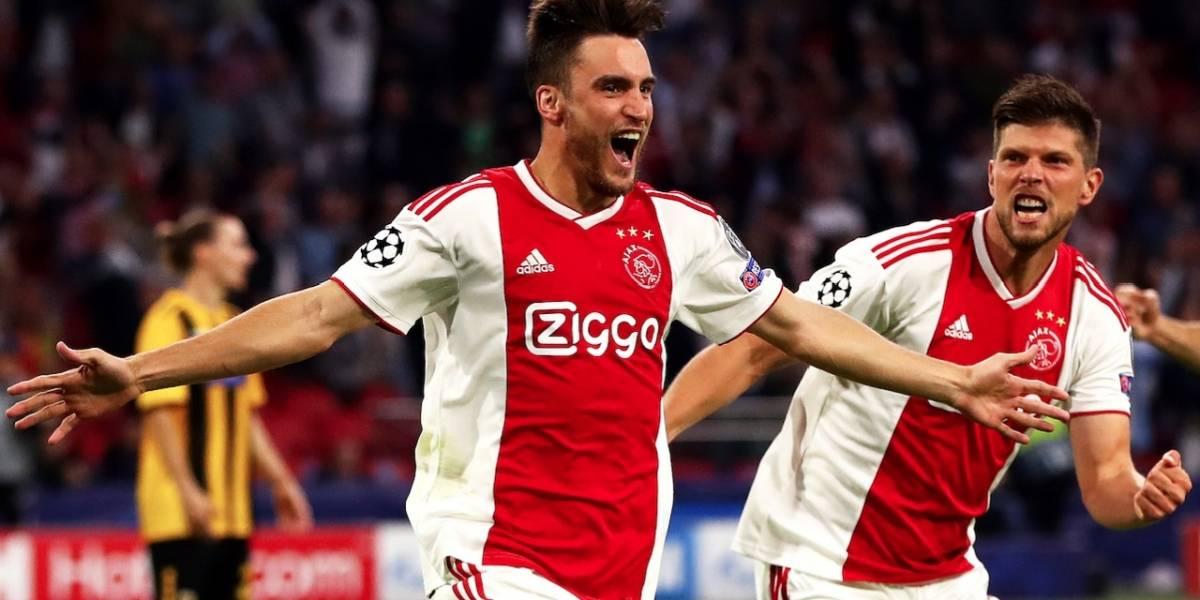 Ajax mide fuerzas frente a la cenicienta del grupo, AEK Atenas