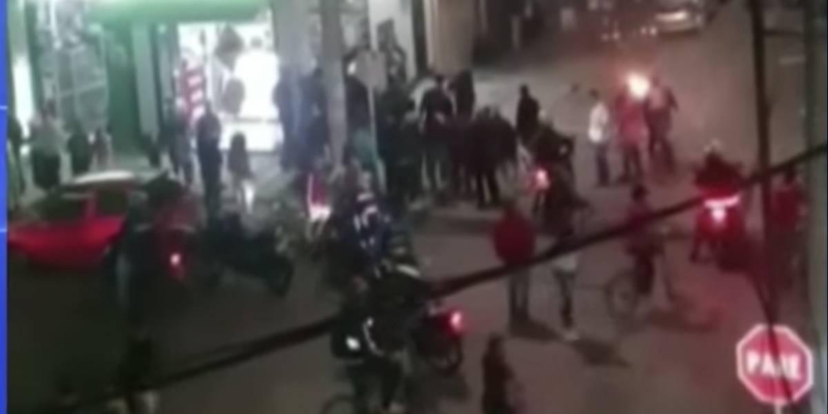 Habitantes del barrio El Carmelo hicieron justicia por mano propia con dos ladrones