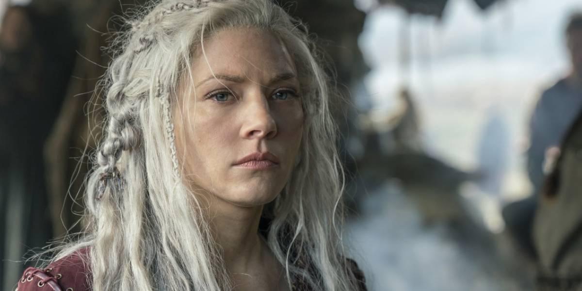 """""""Vikingos"""": Dónde, cuándo y cómo ver el regreso de la quinta temporada"""
