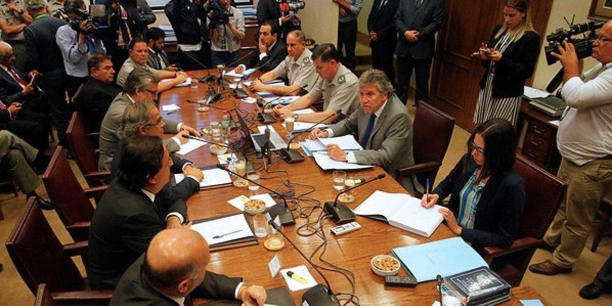 Comisión de Defensa del Senado escuchó explicaciones del comandante general del Ejército por polémicos dichos