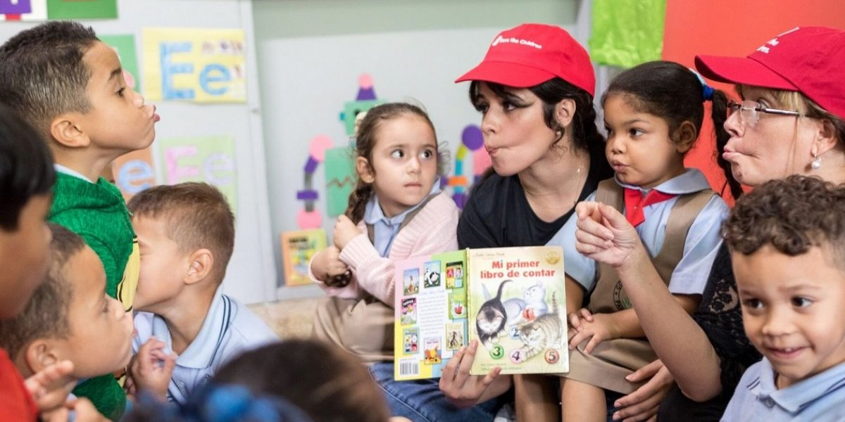 Camila Cabello, la nueva embajadora de Save the Children