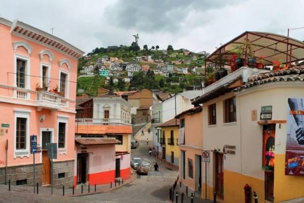 """Desfile por el """"Trabajo y la Libertad"""" para reactivar las Fiestas de Quito"""