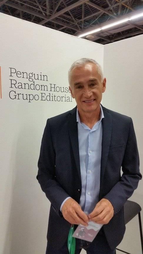 Jorge Ramos charló con Publimetro