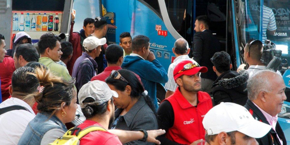 Canciller de Ecuador habla sobre crisis migratoria y comercio en Washington