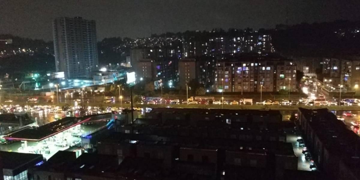 ¡Atención! Tiroteo en el norte de Bogotá entre la Policía y delincuentes