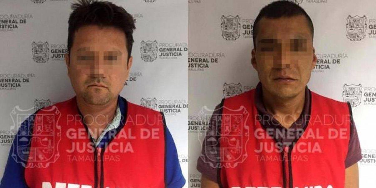 """VIDEO. Detienen a presuntos homicidas de dos integrantes de """"Los Norteños de Río Bravo"""""""