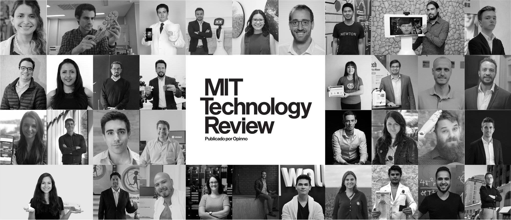 Cuatro colombianos fueron seleccionados como parte de los 35 jóvenes más innovadores de Latinoamérica