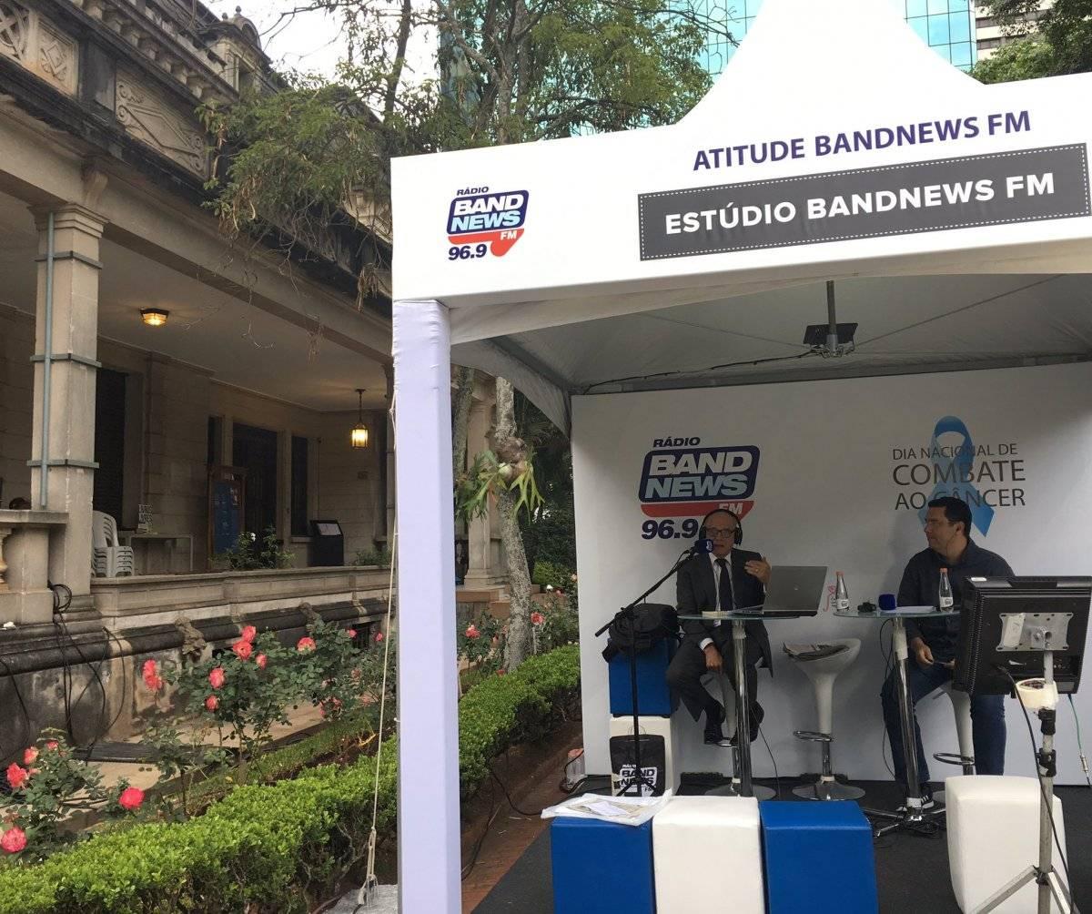 BandNews FM Casa das Rosas