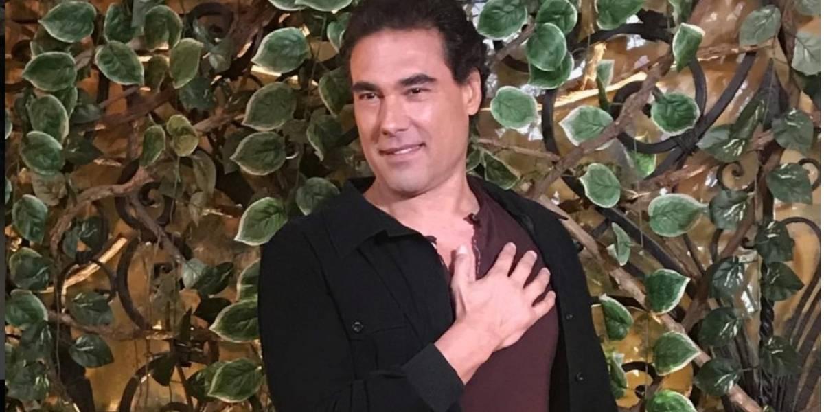 Eduardo Yáñez confiesa la verdad sobre supuesto romance con otro hombre