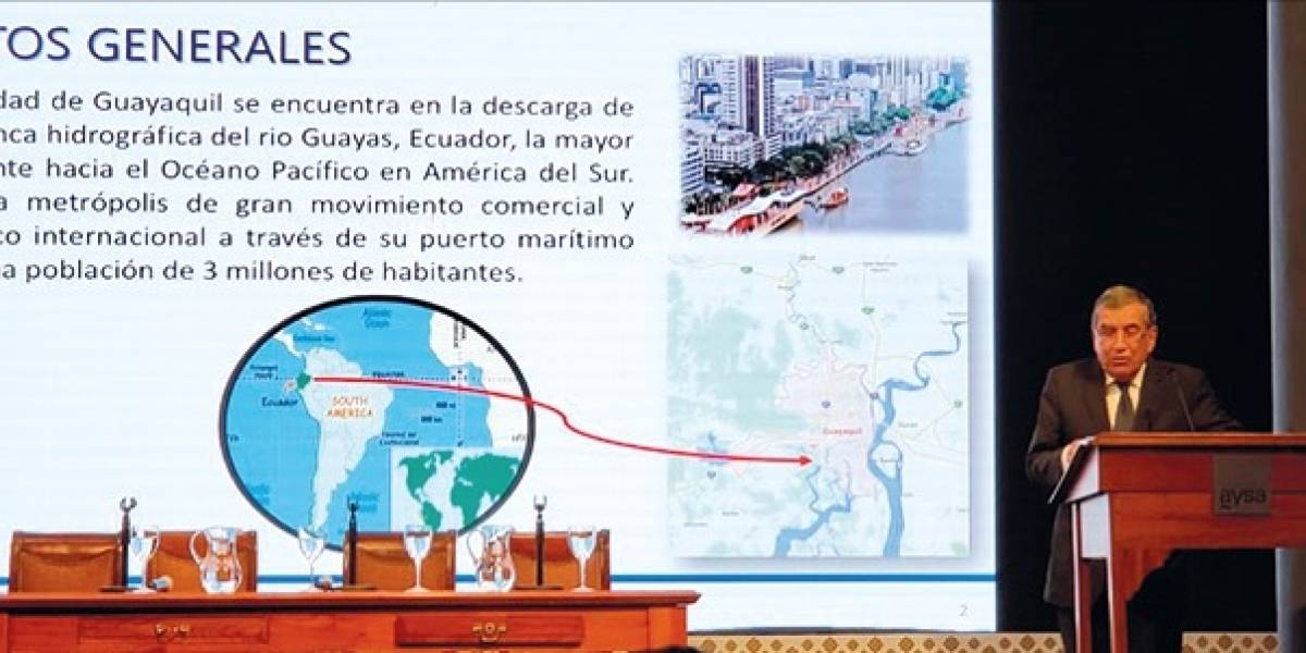 Emapag EP participó en taller sobre tratamiento de aguas residuales del Banco Mundial