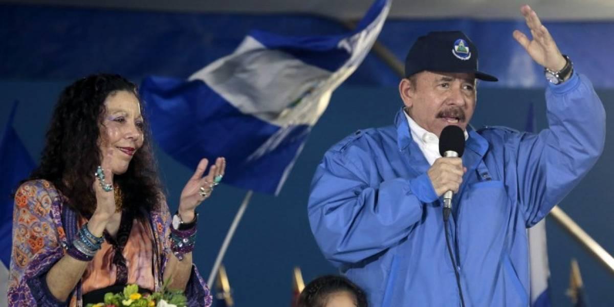 Estados Unidos sanciona a la esposa del presidente de Nicaragua