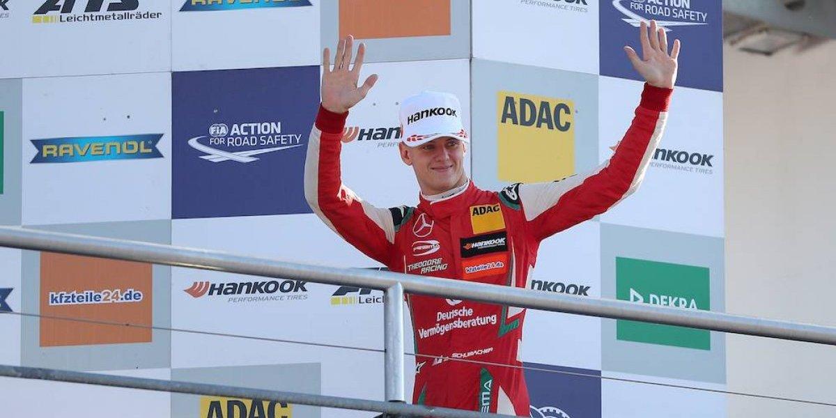 Hijo Michael Schumacher correrá en la Fórmula 2
