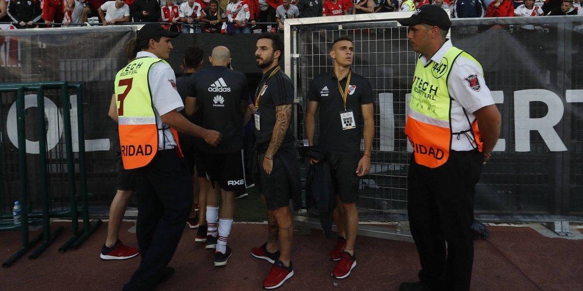 Conmebol abrió proceso disciplinario contra River Plate por los incidentes en la final de la Libertadores