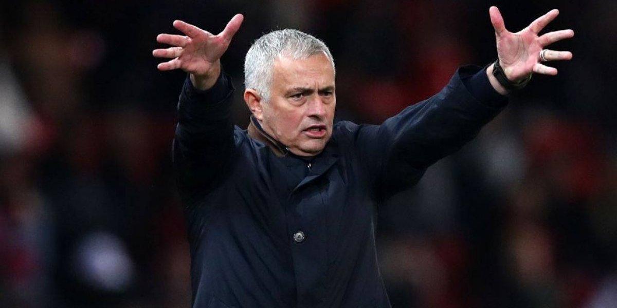 Cortado: Mourinho confirmó que Alexis no está lesionado y que no jugó por decisión técnica