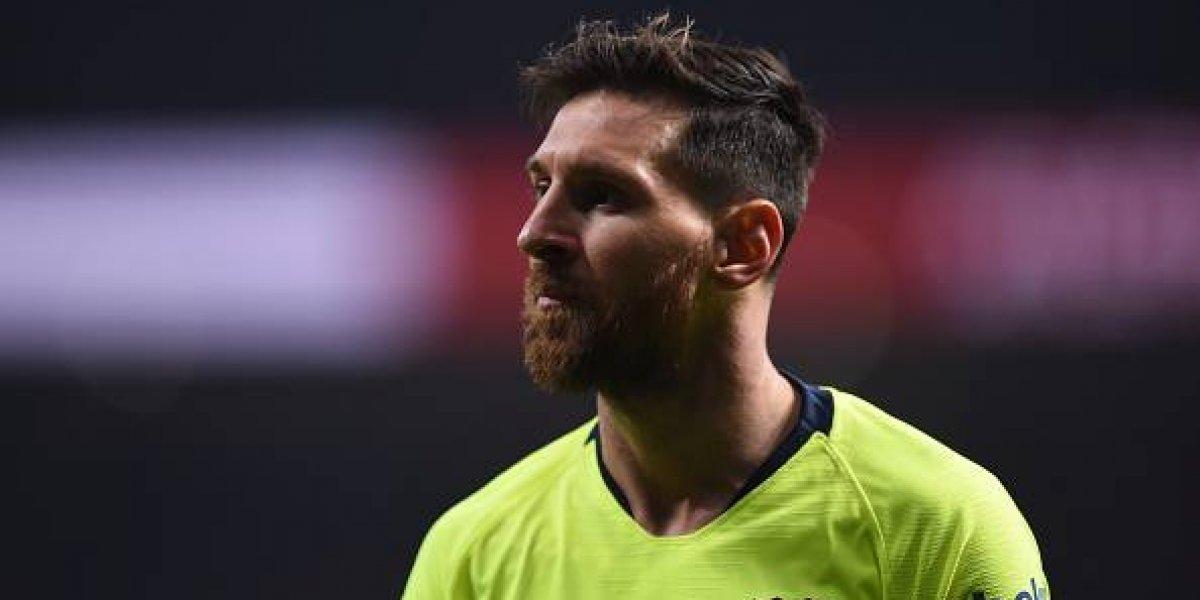 Hijo de Messi cautiva las redes con el ritmo de 'Sexy and I know it'