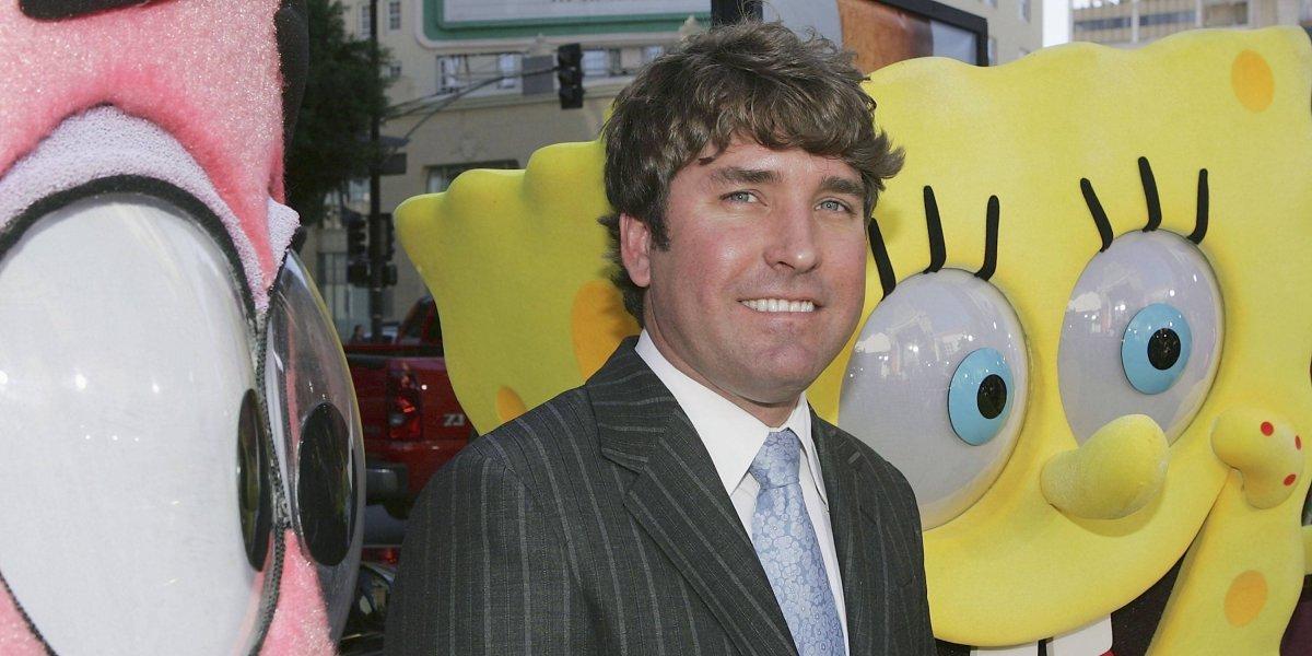 """Muere Stephen Hillenburg, el creador de """"Bob Esponja"""""""