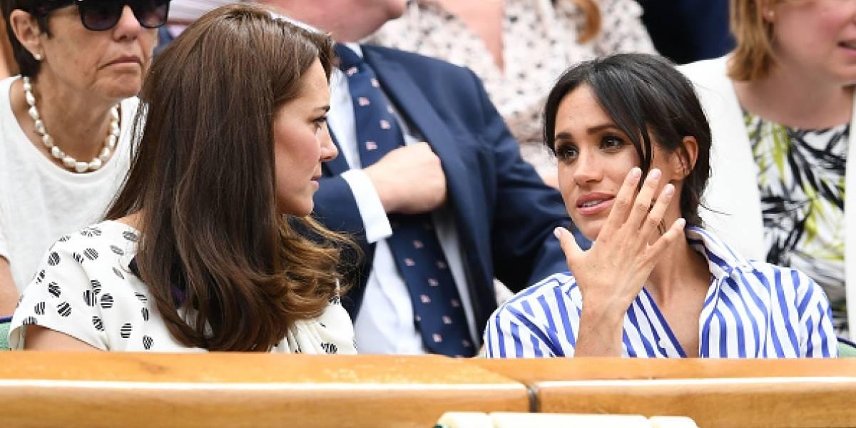 Familia Real: ¿Por qué Meghan Markle y Kate Middleton no se llevan bien?