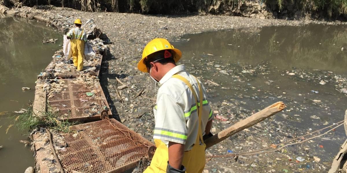 Generan energía limpia de aguas negras del río Las Vacas