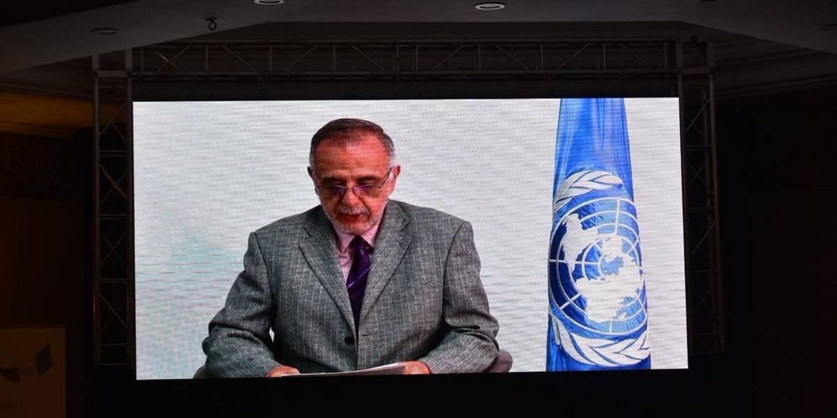 Velásquez resalta papel de la ciudadanía en la lucha contra la corrupción e impunidad en Guatemala