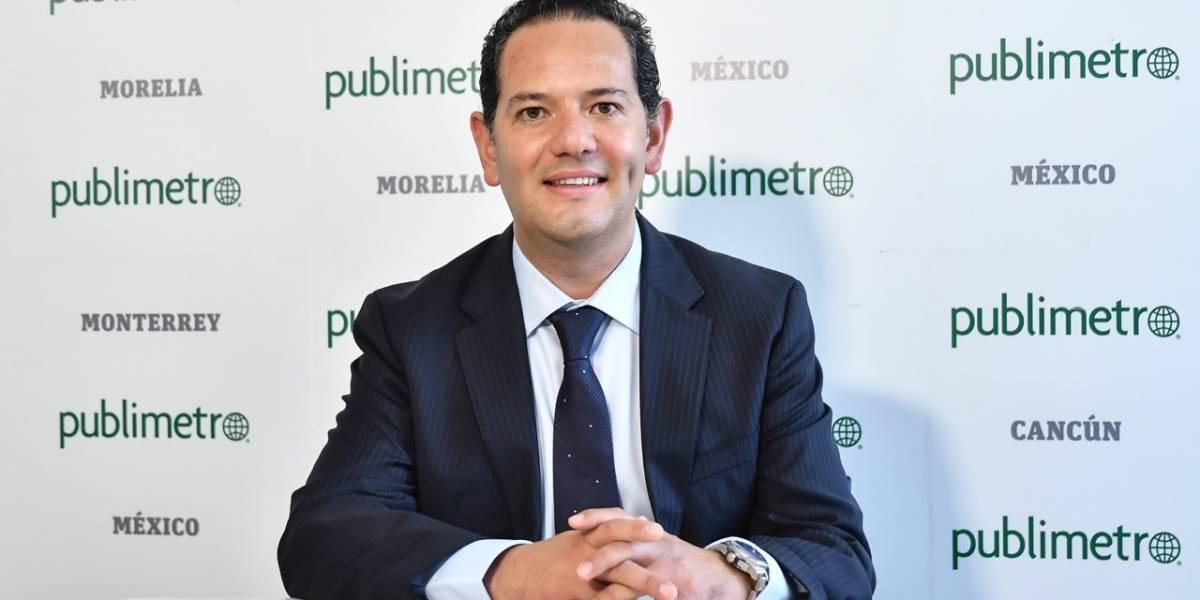 Es el mejor momento para invertir en Michoacán: Jesús Melgoza