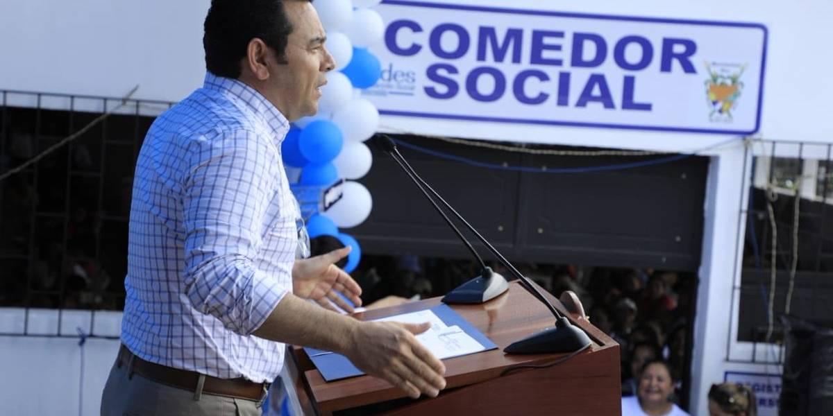 """Presidente Morales: """"La realidad de un pueblo la cambia un pueblo"""""""