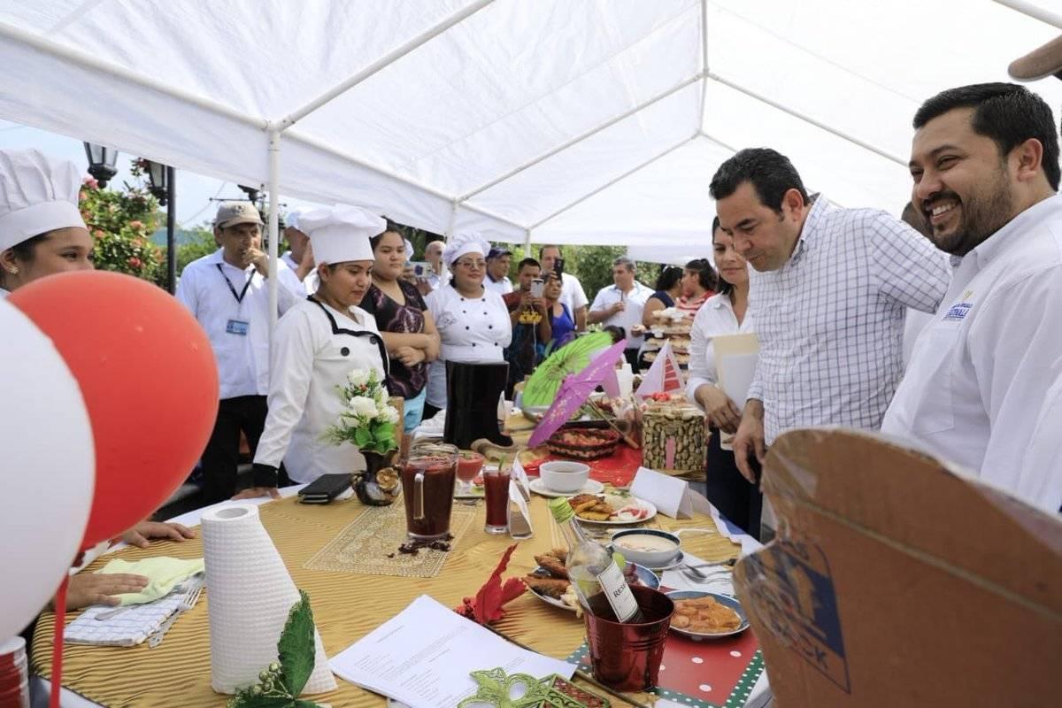 inauguran comedor social en Morales, Izabal