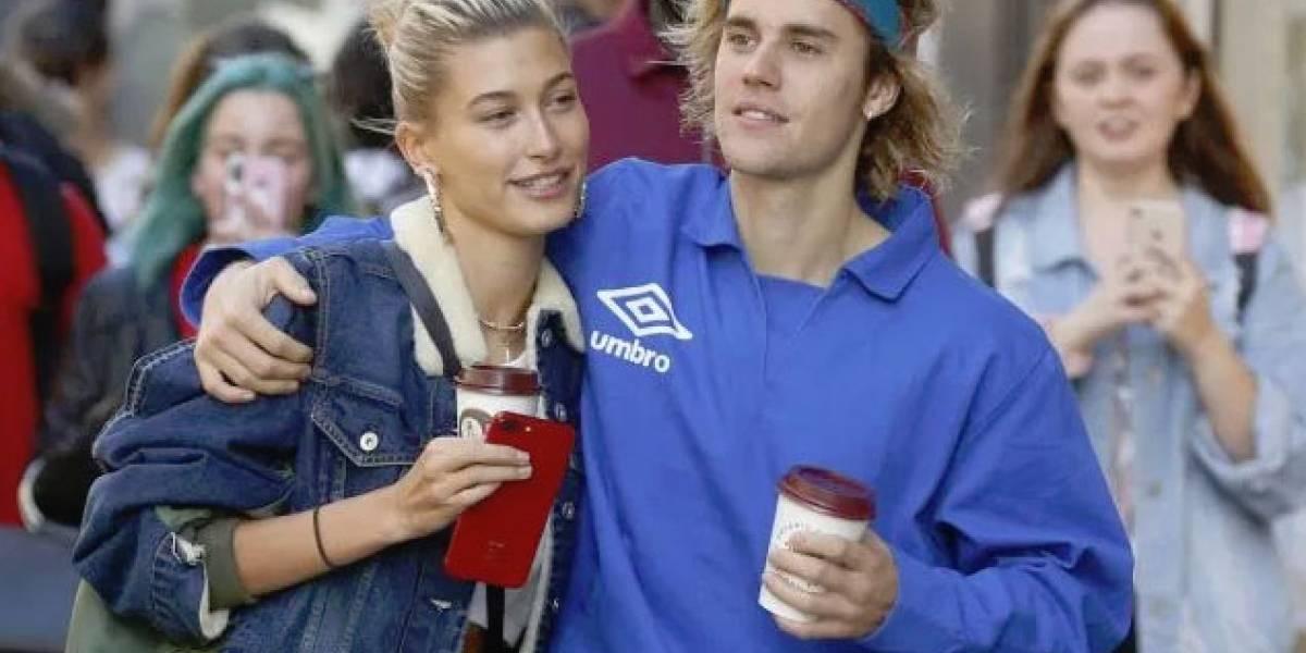 Justin Bieber y Hailey Baldwin dieron un paso muy importante para afianzar su matrimonio