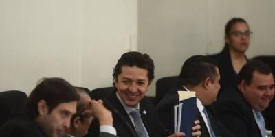 reunión de mesa técnica que analiza Presupuesto 2019