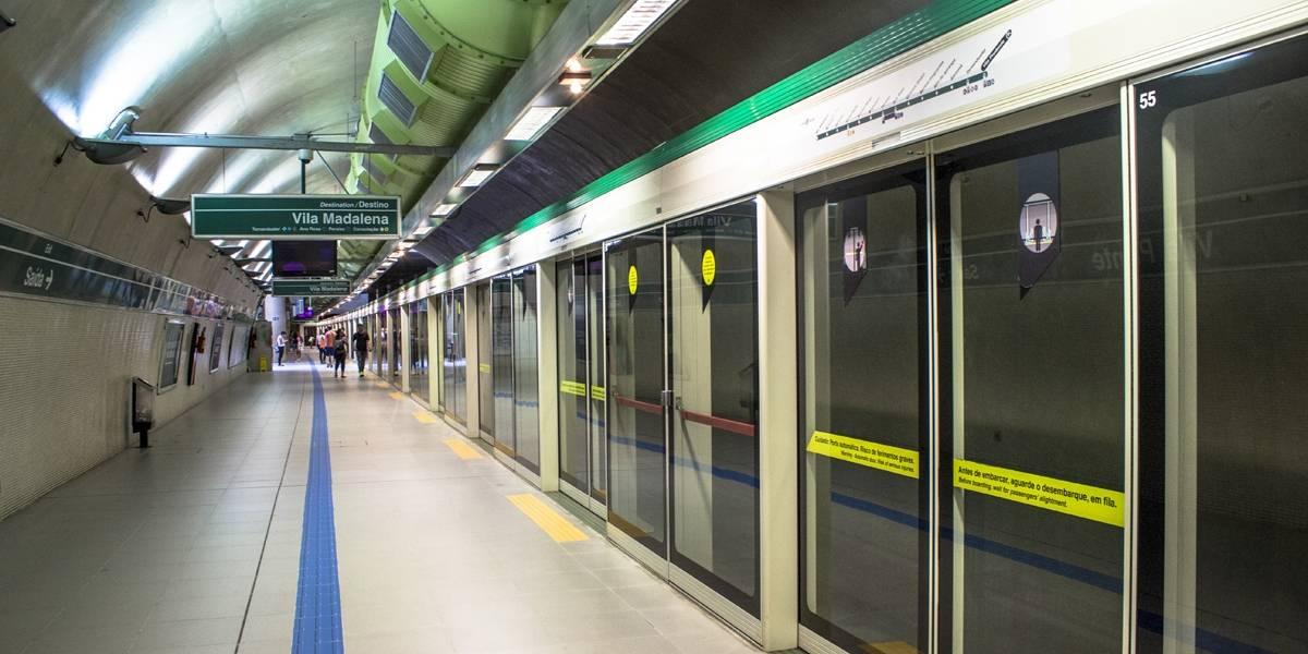 Metrô Vila Prudente terá ação contra violência doméstica nesta quarta-feira