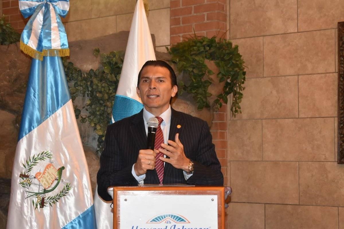ministro de Trabajo, Gabriel Aguilera