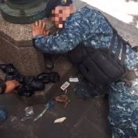 operativos contra le narcomenudeo en zona 1