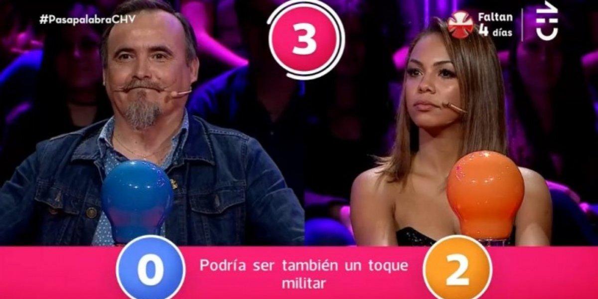 """Televidentes acusan que Paul Vásquez fue perjudicado en juego de """"Pasapalabra"""""""