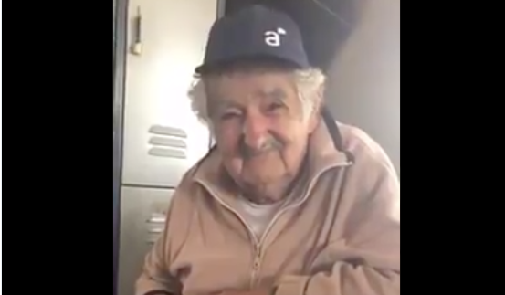 Este es el emotivo mensaje que envió Pepe Mujica a los estudiantes en paro