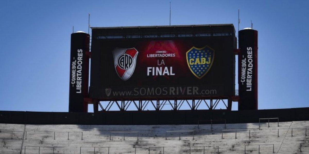 Todos quieren la final, estas son las tres posibles sedes del juego River-Boca
