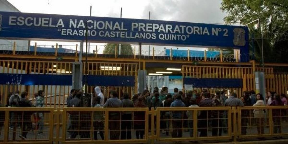 Reanudan clases en Prepa 5; Prepa 2 mantiene paro de 48 horas