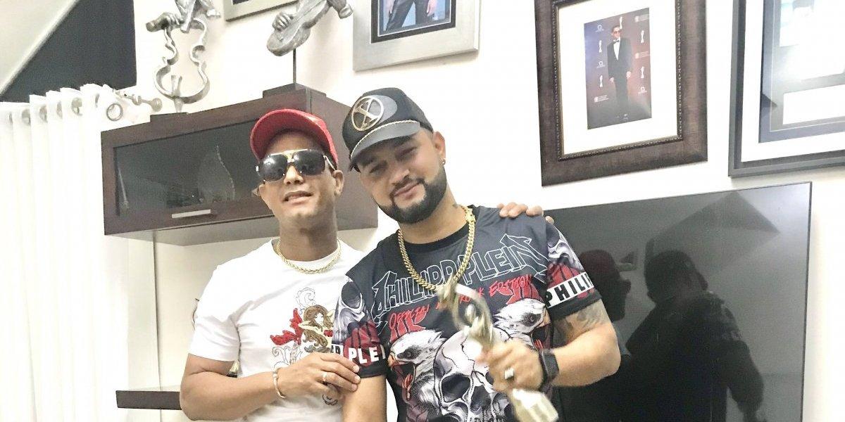 Raulín Rodríguez incursiona en la música urbana junto a Joe Kennedy