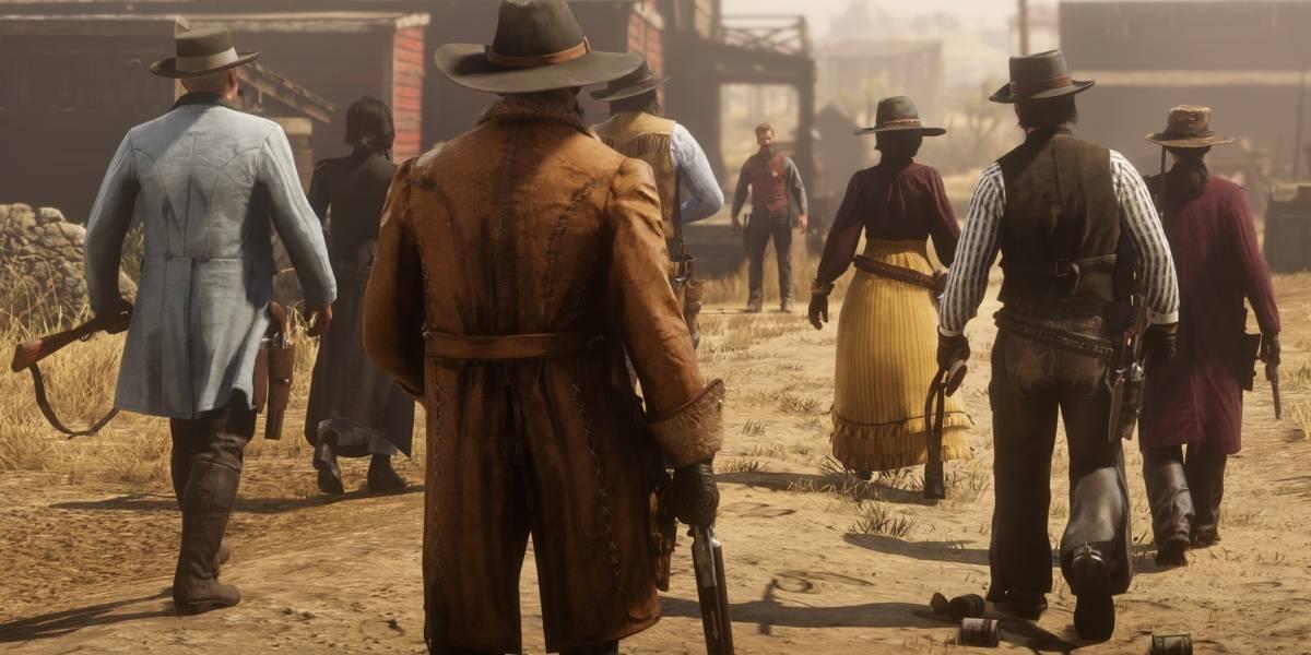 La Beta de Red Dead Online ya está disponible para todos los jugadores de Red Dead Redemption 2