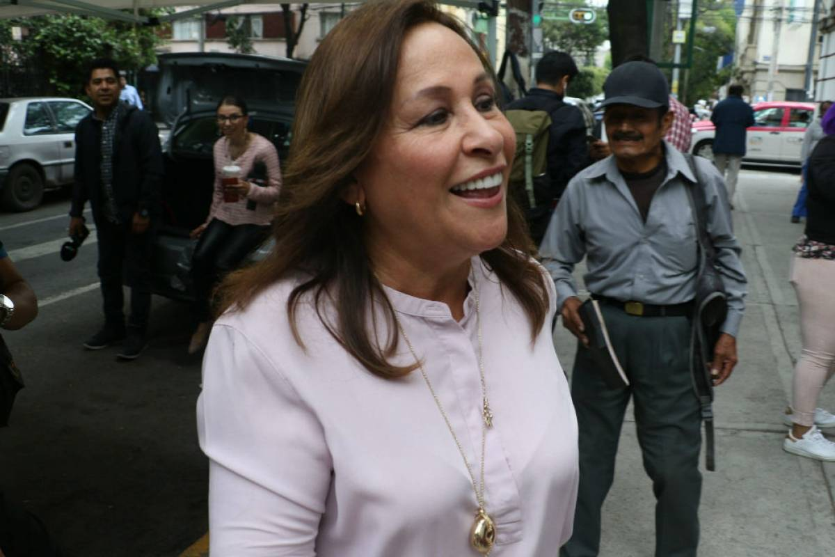 Rocío Nahle Foto: Cuartoscuro