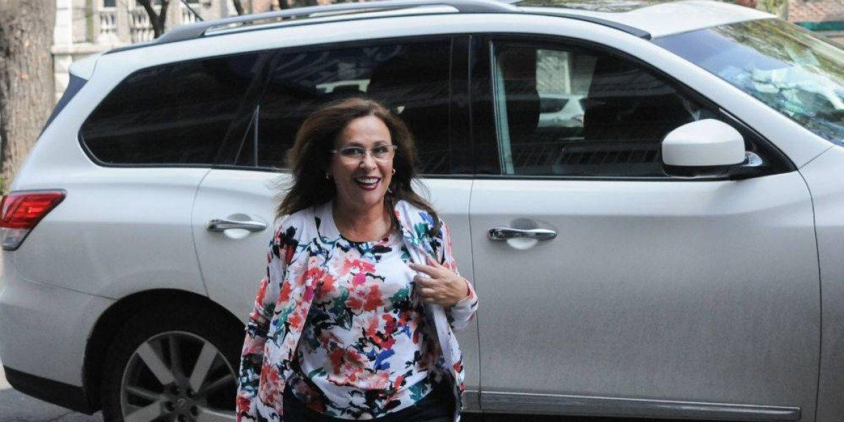 Otorgan licencia a las senadoras Olga Sánchez y Rocío Nahle