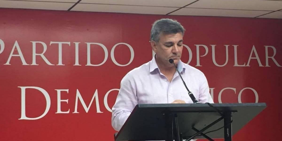 Carlos Delgado Altieri responsabiliza a Rosselló por recorte a pensiones