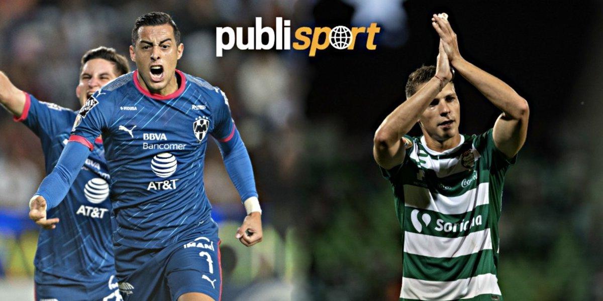 Monterrey vs Santos, ¿dónde y a qué hora ver el partido?