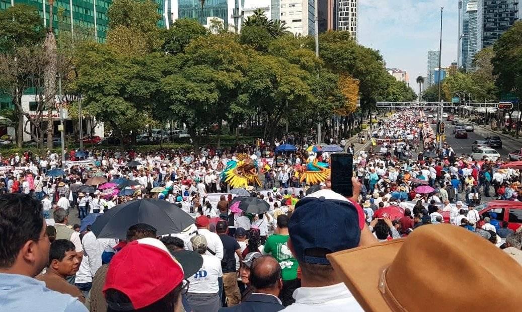 También capitalinos están a favor de este espectáculo. Foto: Twitter @LaPlazaMéxico