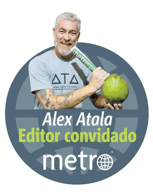 Alex Atala selo