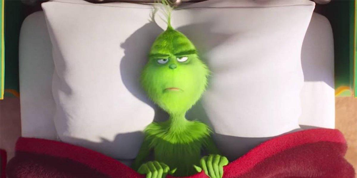 Cine. ¿Por qué el Grinch se robó la Navidad?