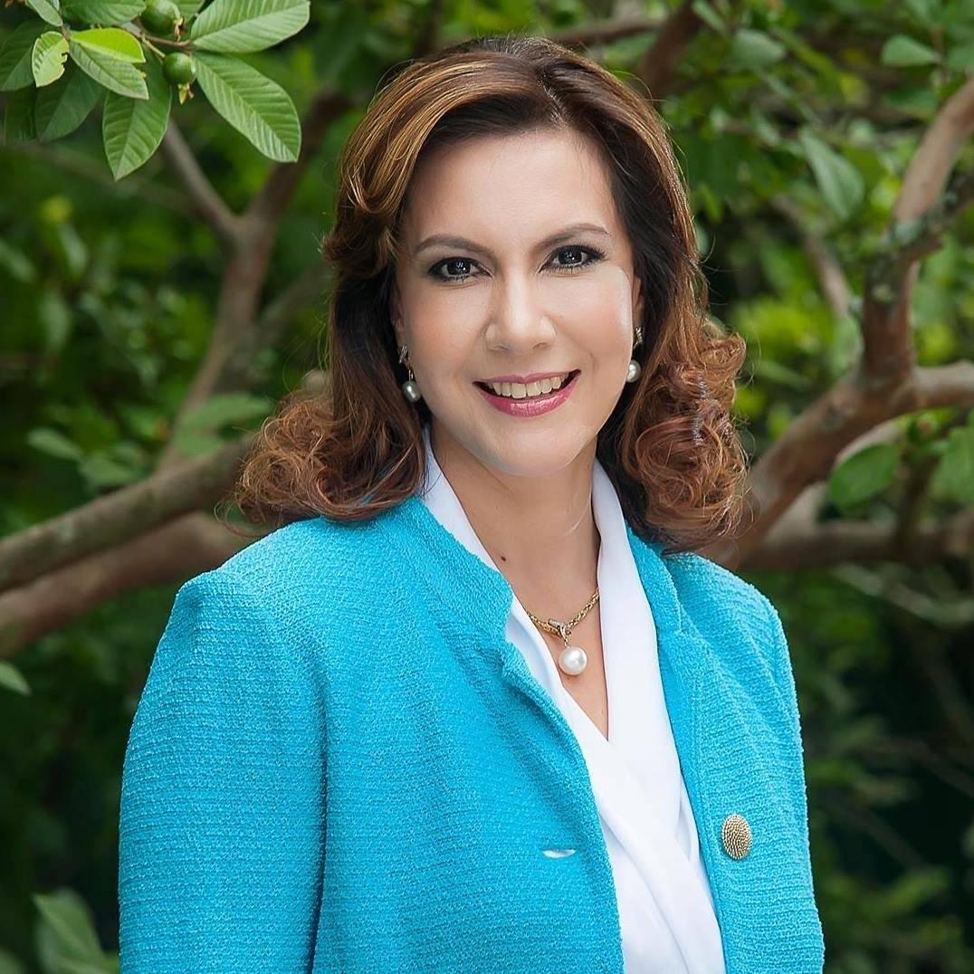 Zury Ríos ha intentado ser candidata a la presidencia en las últimas elecciones. Foto: Facebook