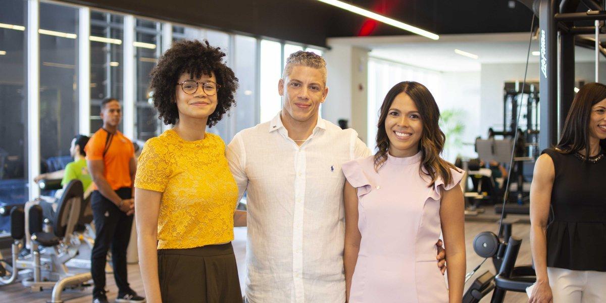 #TeVimosEn: Body Shop inaugura quinto Club Atlético en Punta Cana
