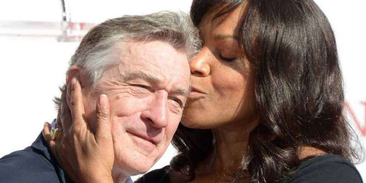 Robert de Niro confirma separación de su esposa Grace Hightower
